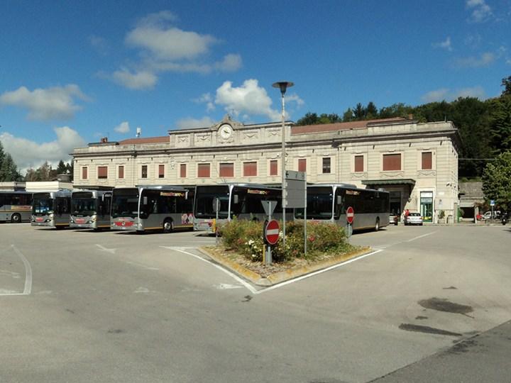 Belluno riqualifica il Piazzale della Stazione Ferroviaria