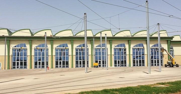 Kopron per una nuova stazione ferroviaria in Algeria
