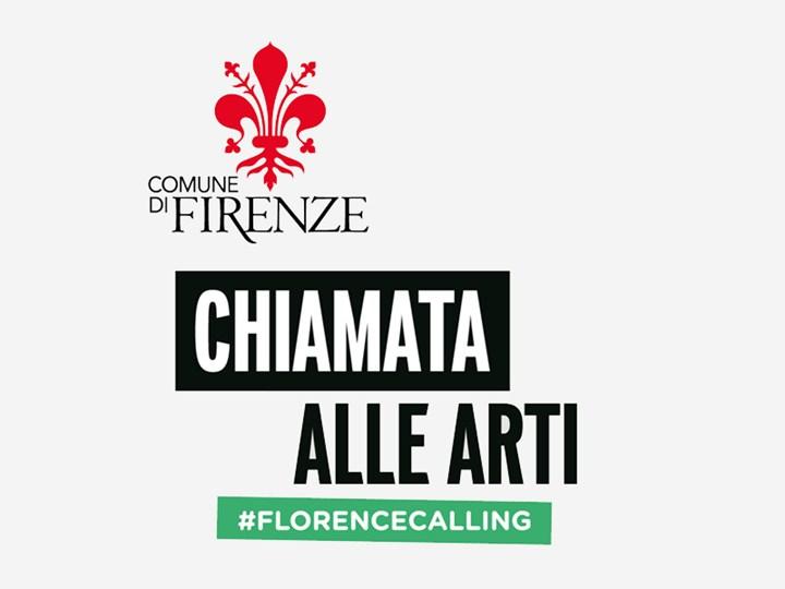 #florencecalling - la 'Chiamata alle arti' della città di Firenze