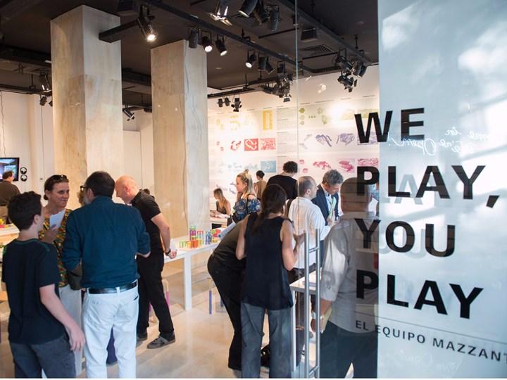 Ultimi giorni per la mostra 'We play, you play - El Equipo Mazzanti'