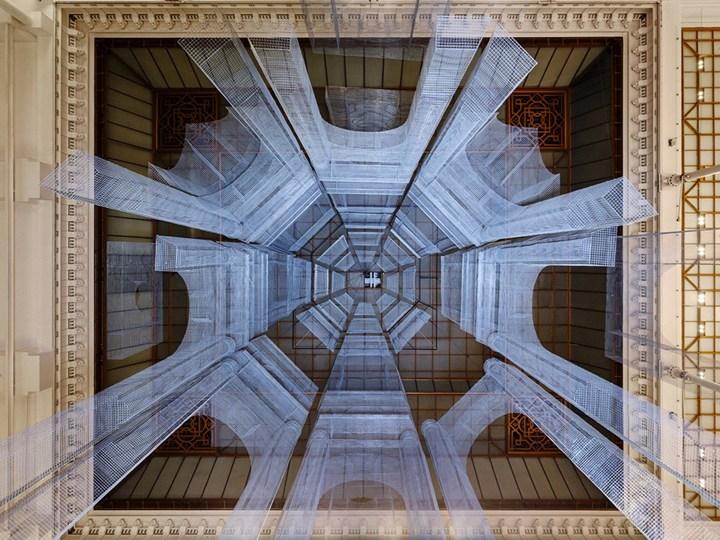 Aura: le 'rovine contemporanee' di Edoardo Tresoldi