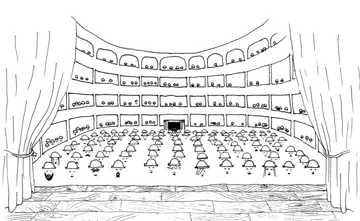 """Milano: al via il """"Cantiere-evento"""" del Teatro Lirico"""