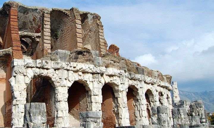 Anfiteatro di Santa Maria Capua Vetere (CE) - http://www.beniculturali.it