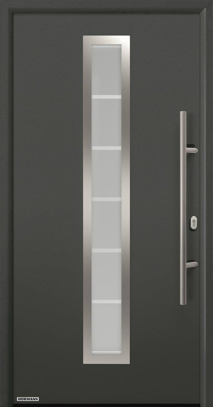 Porta  d'ingresso Thermo65 Hörmann: isolamento termico ai vertici
