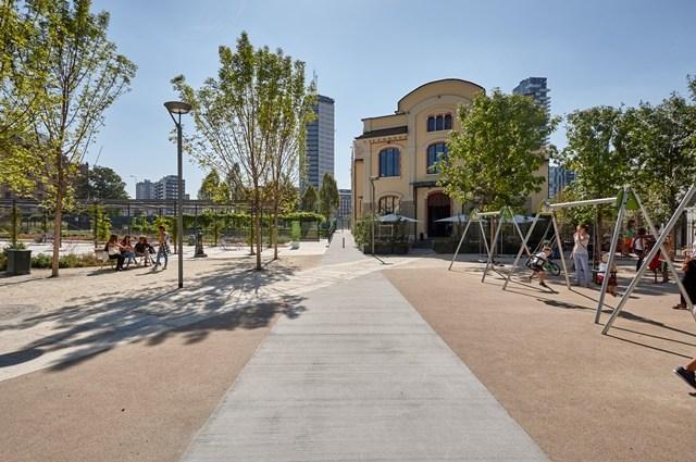Italcementi: soluzioni 'green' per il nuovo parco Biblioteca degli Alberi