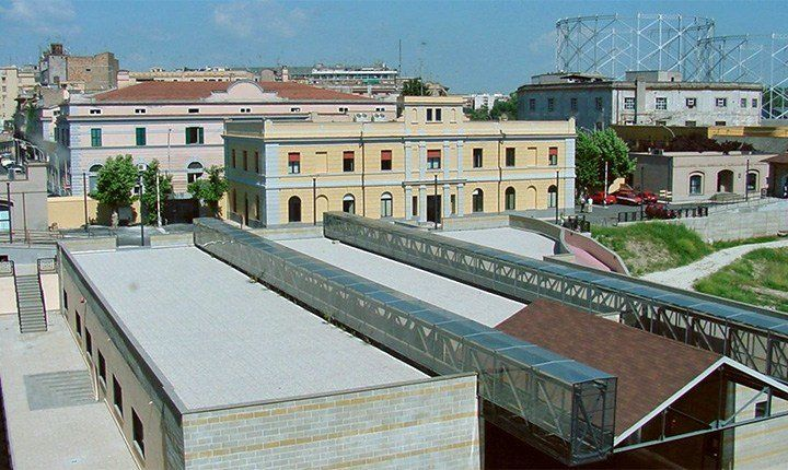 L'Istituto Superiore Antincendi di Roma