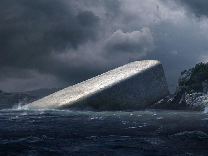 Under: il primo ristorante sottomarino in Europa