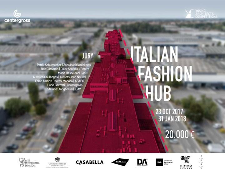 YAC e Centergross lanciano Italian Fashion Hub