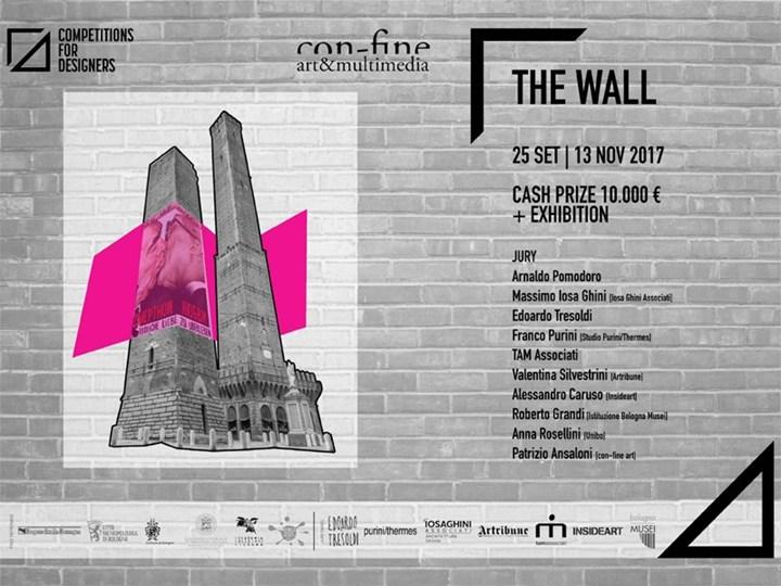Bologna: il concorso 'The Wall' verso la conclusione