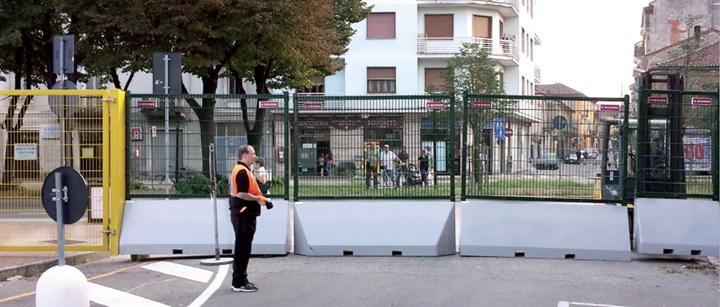 Betafence torna a SICUREZZA 2017