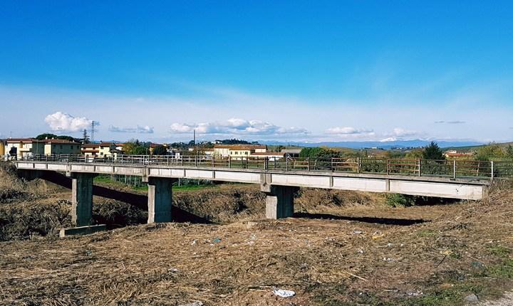 Ponte di San Miniato - Stato attuale