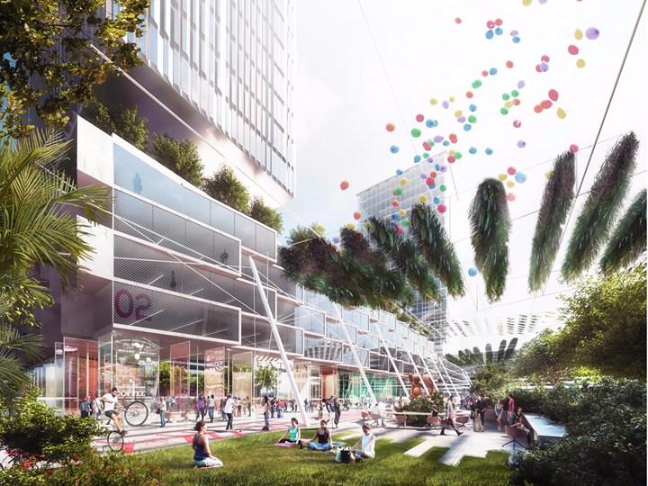 Un parco dell innovazione nell ex area di expo milano 2015 for Expo milano 2017