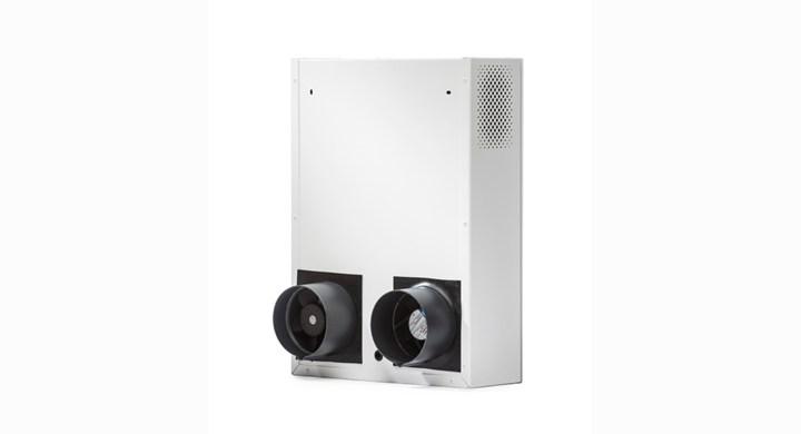 Da Vasco l'unità di ventilazione decentralizzata D60