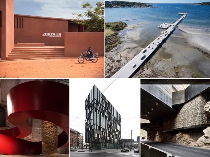 I vincitori dei Premi del Consiglio Nazionale degli Architetti
