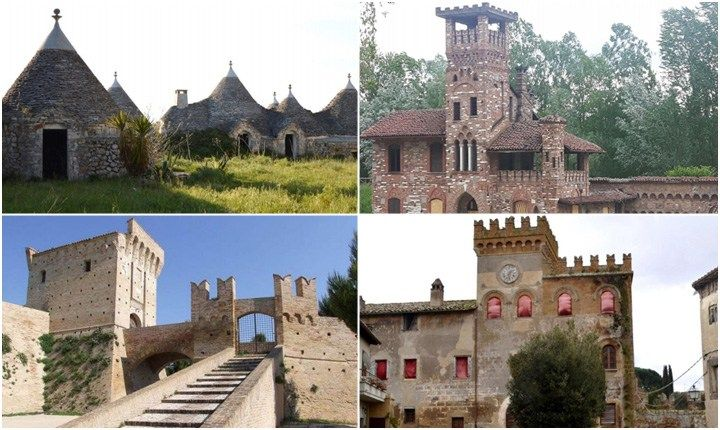 Cammini e Percorsi: trulli, castelli e masserie cercano una nuova identità
