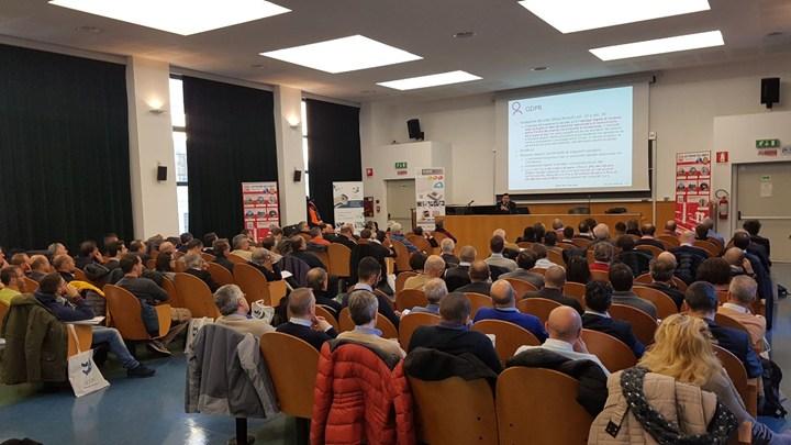 Betafence al seminario 'La sicurezza delle reti IP per le Infrastrutture Critiche'