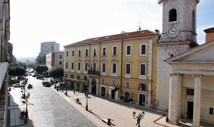 Campobasso. Foto tratta da: centrostoricocb.it