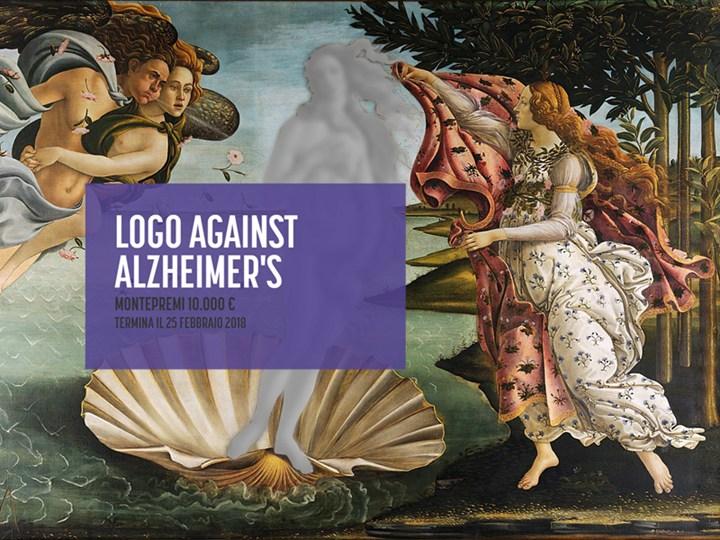 """Logo Against Alzheimer's"" scade il prossimo 25 febbraio"