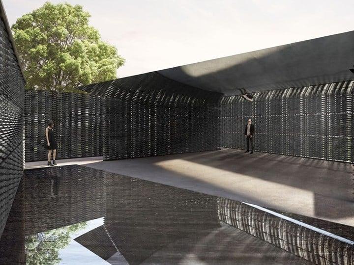 Un tocco di Messico per il nuovo Serpentine Pavilion