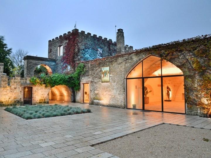 Architettura e vino Primitivo: la Masseria Li Reni