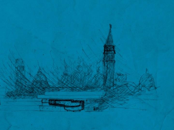 Venezia di carta: una mostra e un libro sui progetti mai realizzati