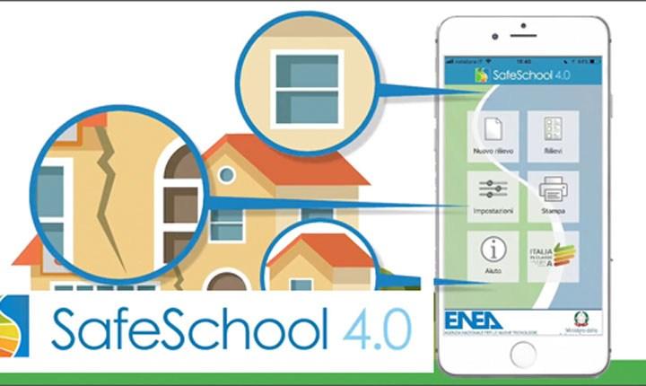 Scuole, ecco l'app Enea che misura vulnerabilità sismica e consumi energetici