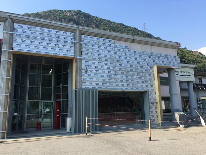 Brianza Plastica, la ristrutturazione energetica di un edificio industriale