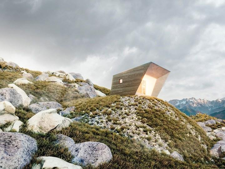 La casa del futuro? Micro, autosufficiente e portatile