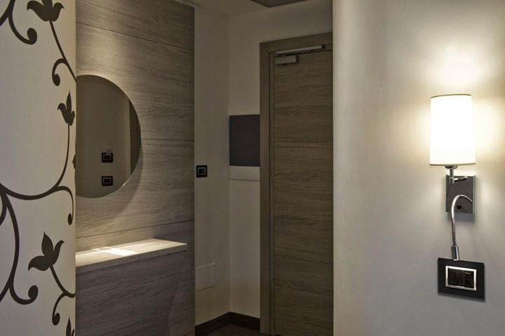 Design e tecnologia AVE nelle suites della Tenuta Contessa
