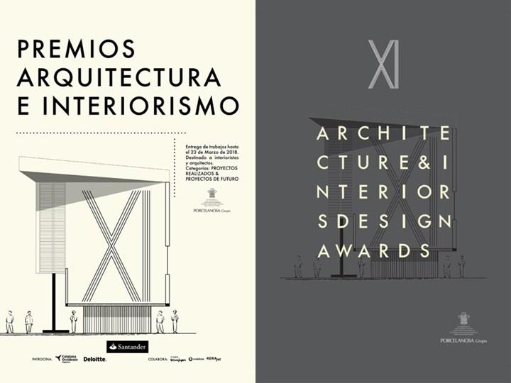 XI edizione Premi Porcelanosa di Architettura e Interior Design