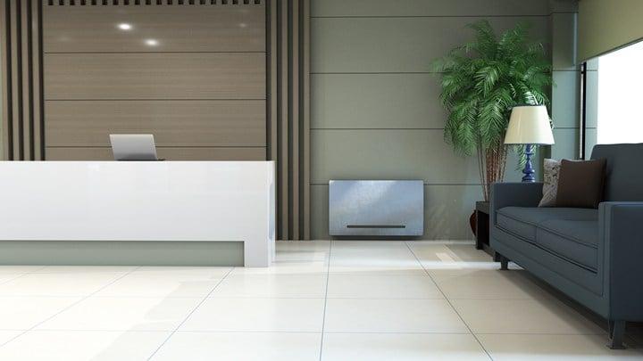 Ventilconvettore ART-U di Galletti, l'Innovazione guidata dal design