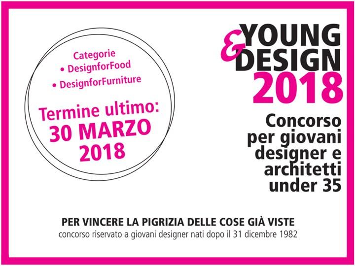 31a edizione del concorso Young&Design