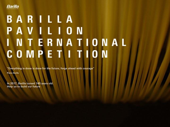 """Al via il concorso internazionale per il """"Barilla Pavilion"""""""