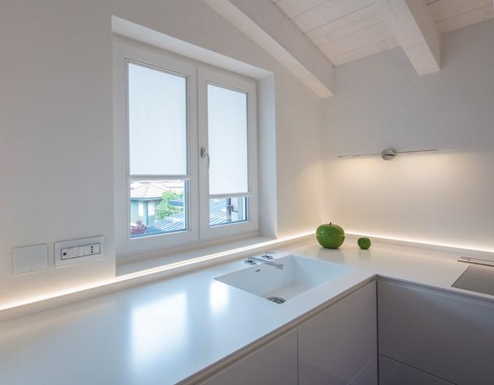 Progetto residenziale realizzato con il supporto dell'arch. Anna Nespoli