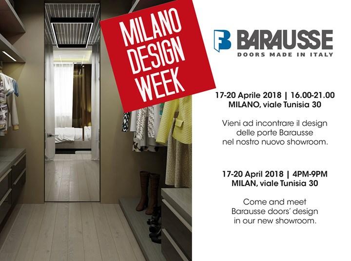 Barausse apre un nuovo showroom a Milano