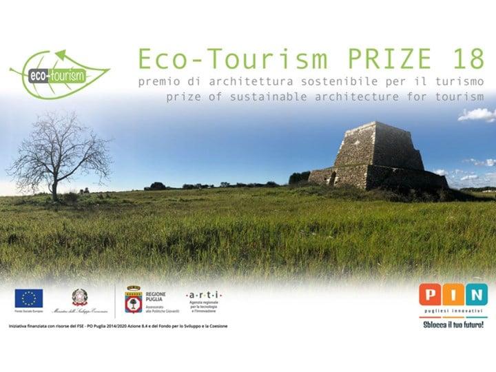 Bandito il concorso Eco-Tourism Prize 18