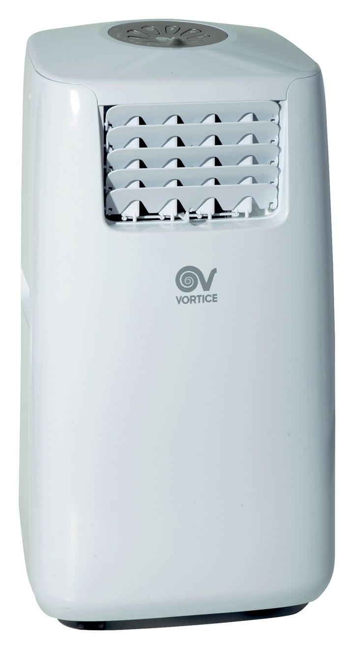 VORT KRYO POLAR di VORTICE: il condizionatore portatile che toglie l'umidità