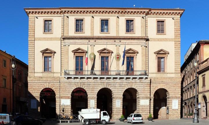 Palazzo Municipale di Tolentino (MC)