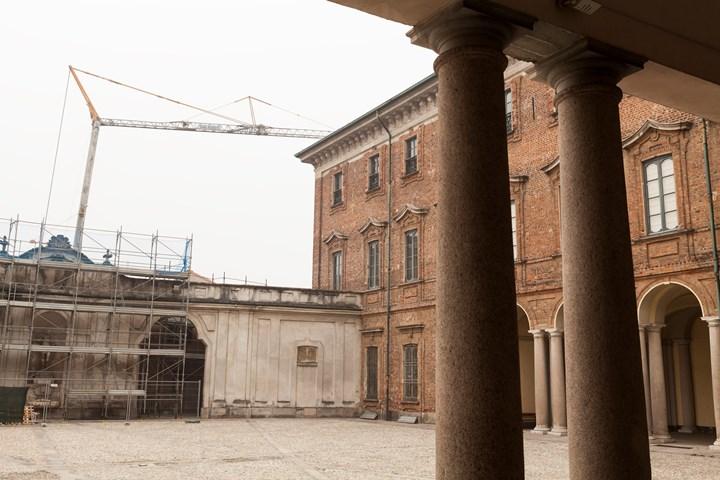 AERtetto per il recupero di Villa Litta, sede del municipio di Lainate
