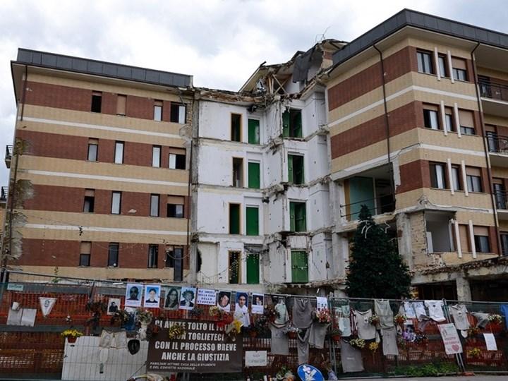 L'Aquila: La Casa dello Studente tra memoria e futuro