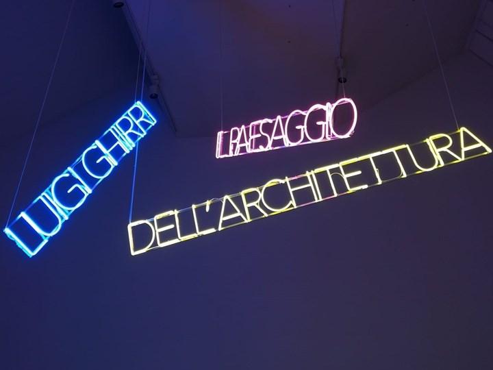 """Alla Triennale """"Luigi Ghirri. Il paesaggio dell'architettura"""""""