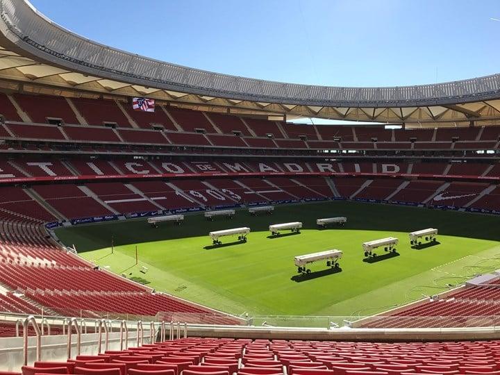 "Wavin QuickStream protagonista al ""Wanda Metropolitano"" di Madrid"