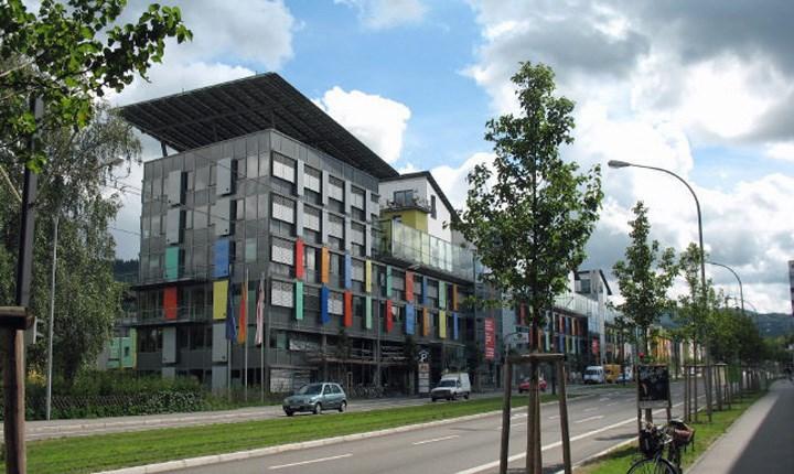L'eco-quartiere di Vauban a Friburgo, Germania