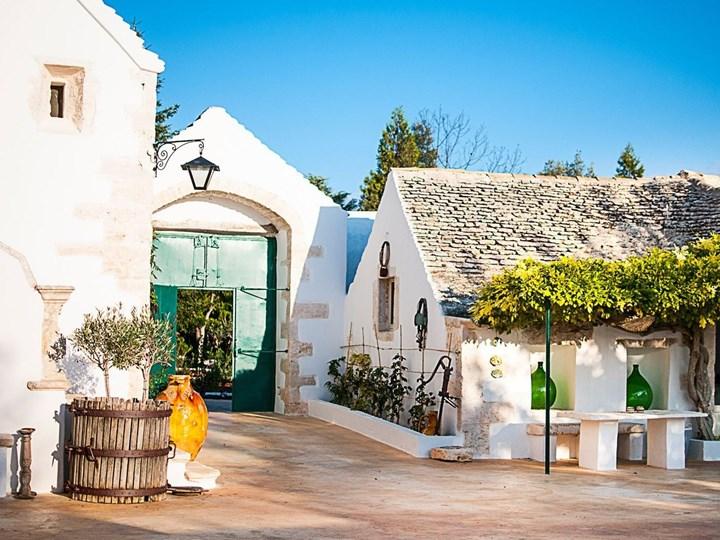 Masseria San Michele: oasi di pace e relax nel cuore della Puglia