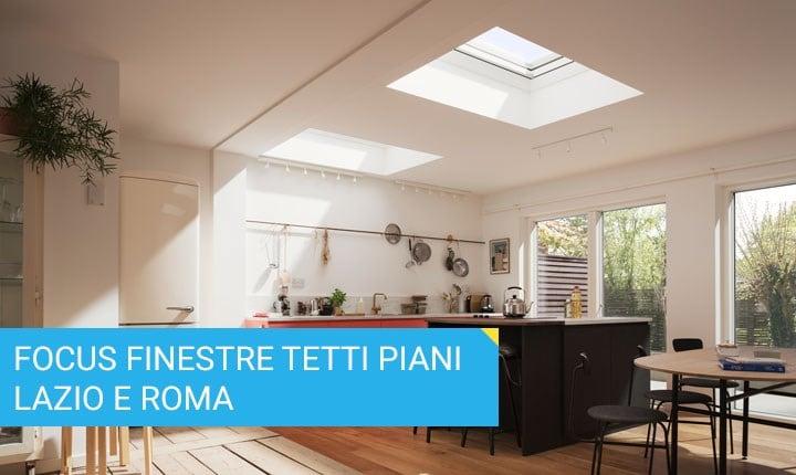 Come ristrutturare un attico a Roma? Le norme per portare la luce in casa