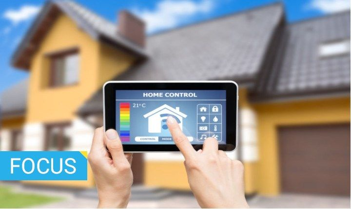 Case smart, le tecnologie domotiche per il comfort indoor