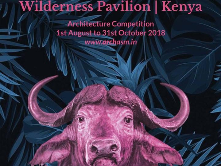 """Al via il concorso di idee """"Wilderness Pavilion Kenya"""""""
