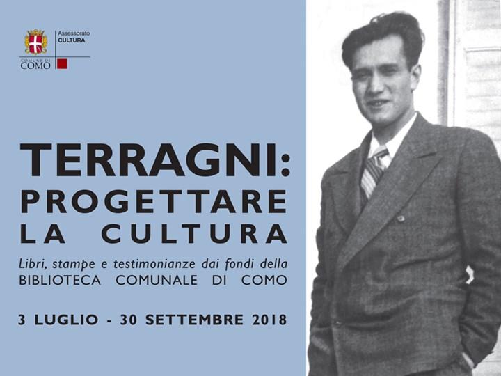 """A Como la mostra """"Terragni: progettare la cultura"""""""