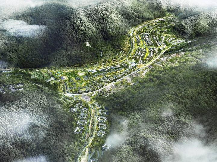 Arte ed ecologia: svelati i primi dettagli di Valley XL