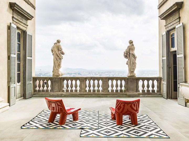 Paola Navone&RosaMaria Rinaldi Palazzo Terzi Ph ezio manciucca ©